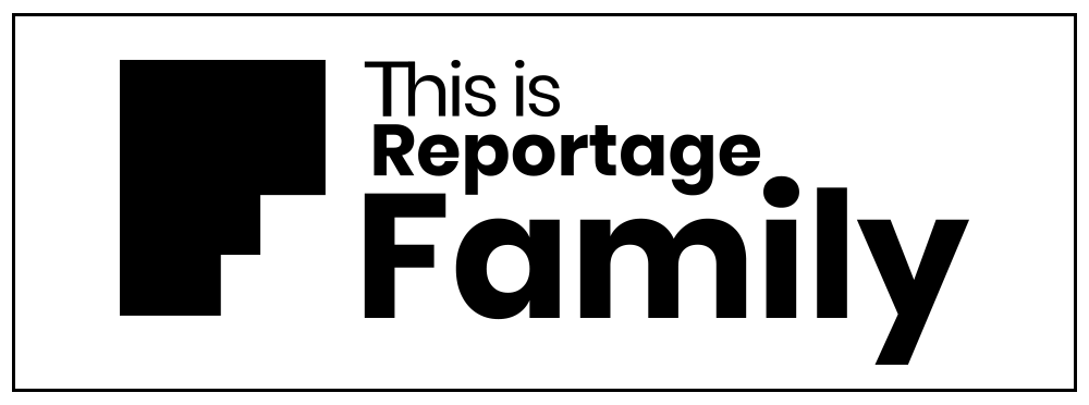 This is Reportage: Family Logo