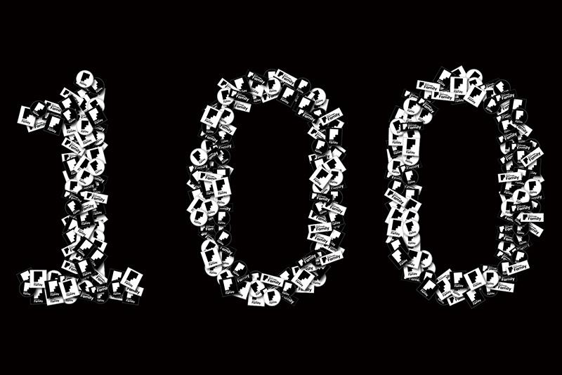 100 members