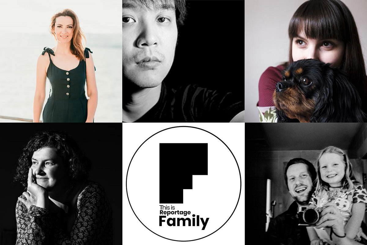 This is Reportage: Family Collection Six Judges